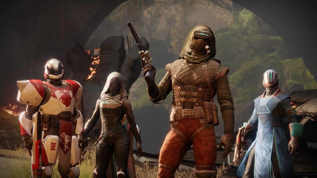 Destiny 2: Story