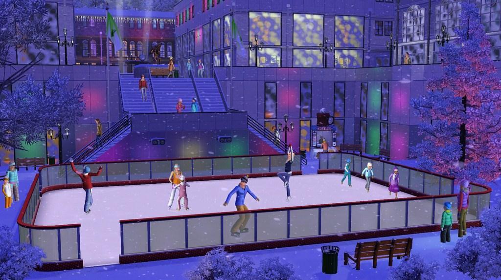 The Sims 3 Seasons Review - Gaming Nexus