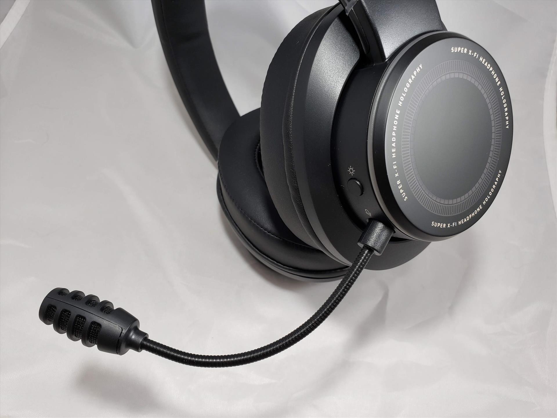 Creative SFXI Gamer Headset