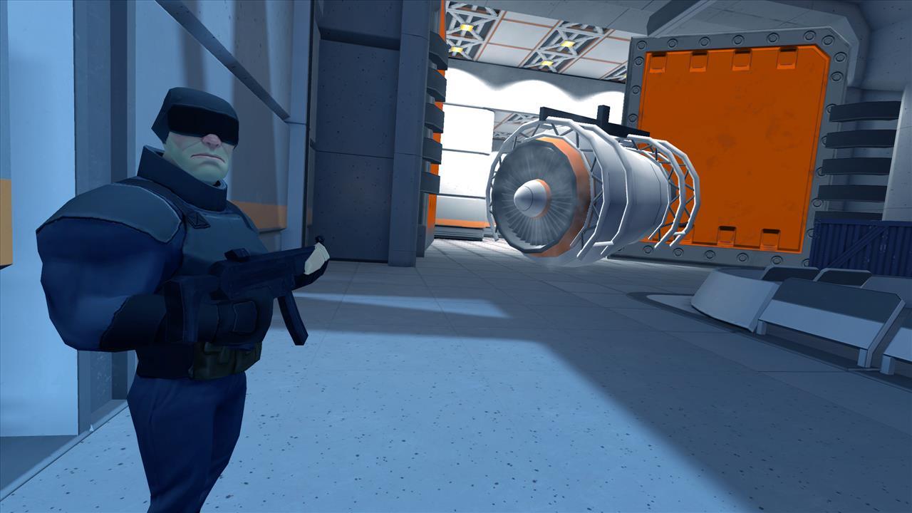 Covert PS VR