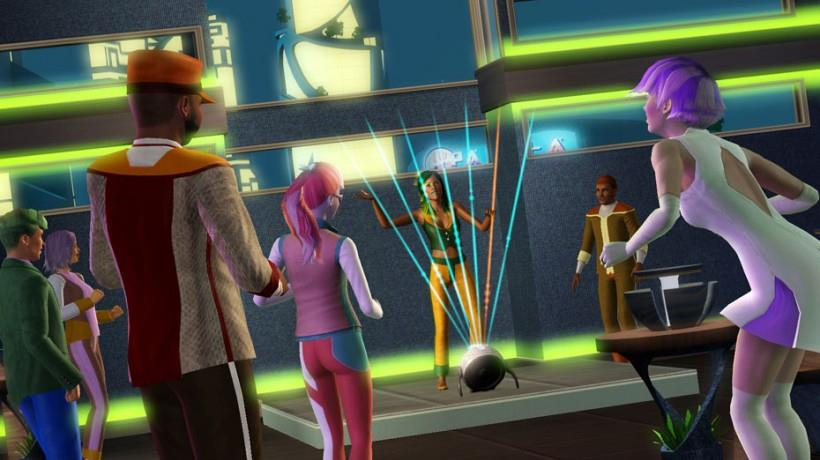 The Sims 3 Into the Future Review - Gaming Nexus