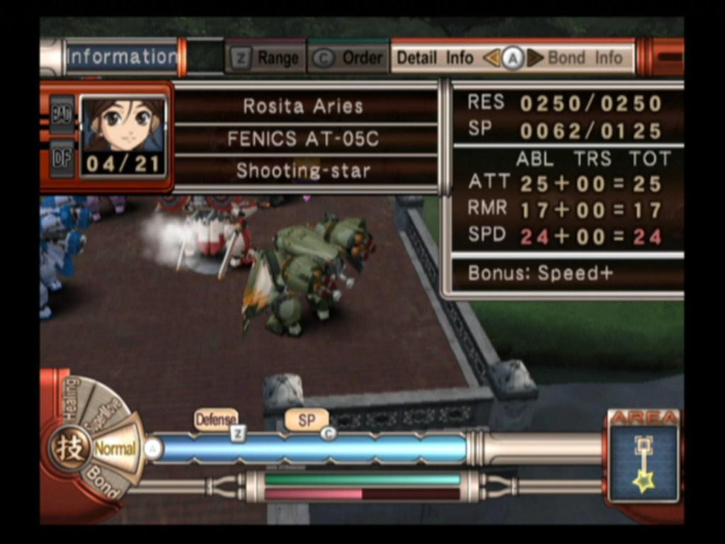 Sakura Wars: So Long, My Love to You (Wii)