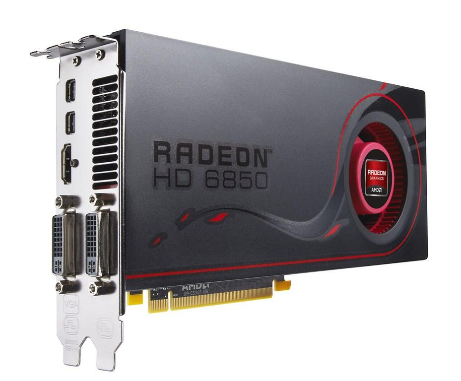 AMD Radeon HD 6850 and Radeon HD 6870