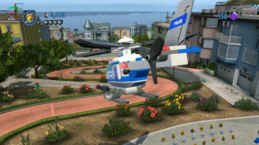 LEGO City: Undercover Review - Gaming Nexus