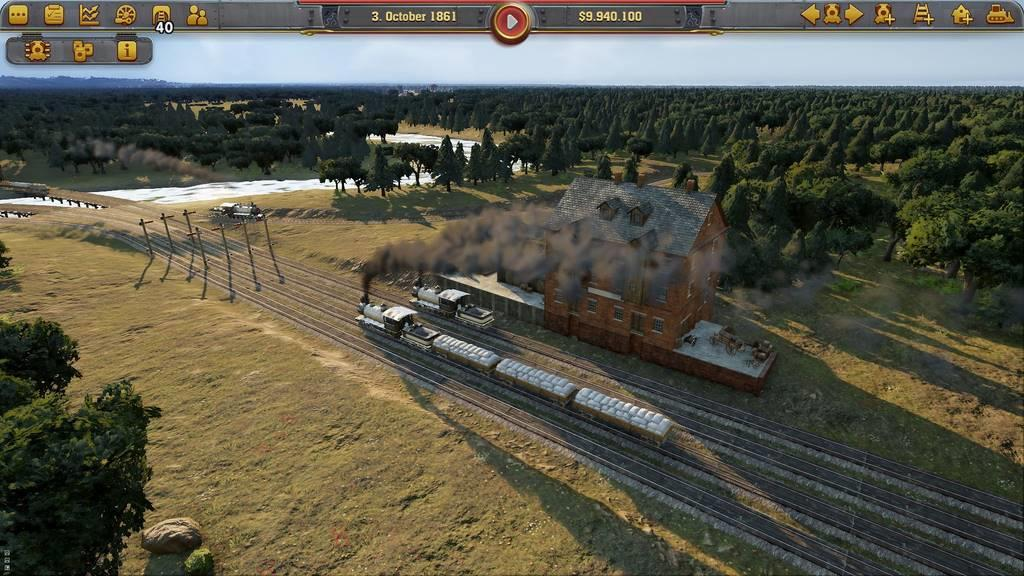 Railway Empire Review - Gaming Nexus