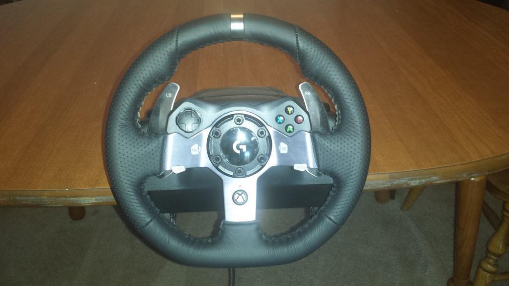 Logitech G920 Driving Force Review - Gaming Nexus