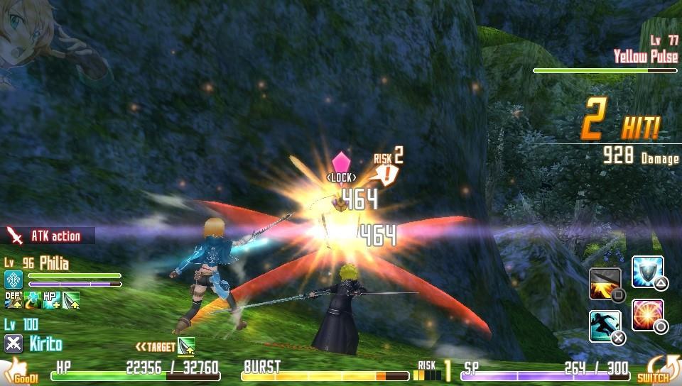 Sword Art Online: Hollow Fragment Review - Gaming Nexus