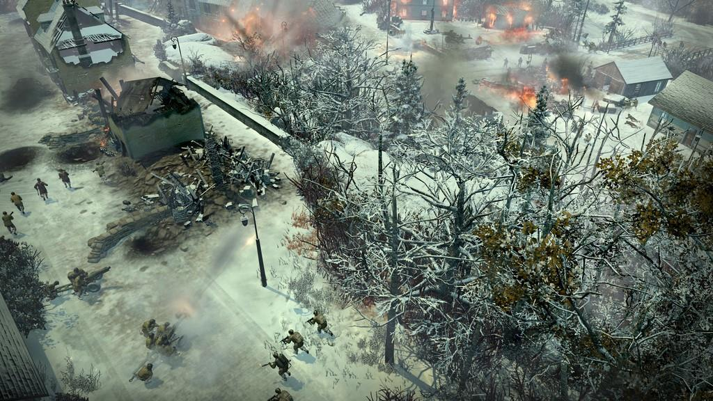 1 - Company of Heroes 2: Ardennes Assault