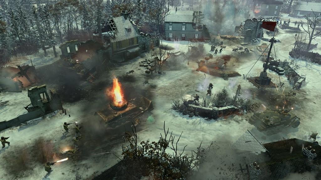 3 - Company of Heroes 2: Ardennes Assault