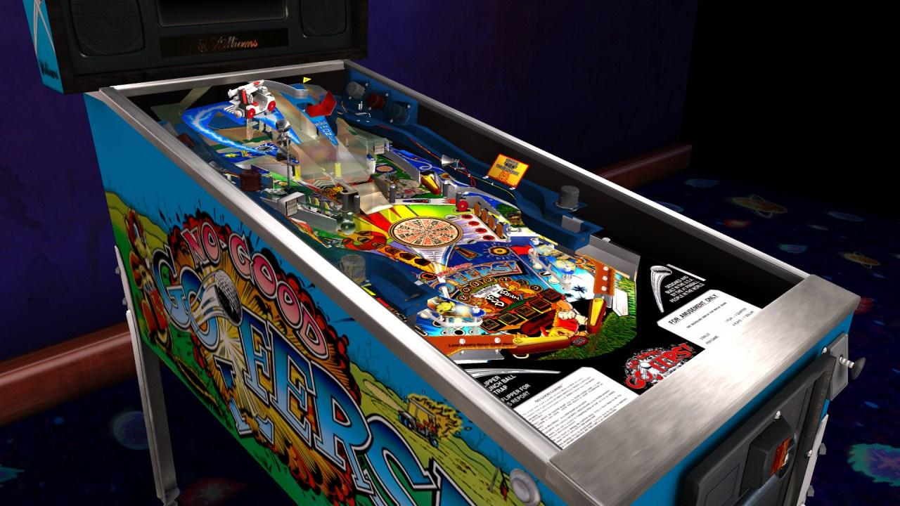 Pinball Hall of Fame -- The Williams Collection