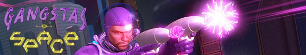 Saints Row: The Third - Gangsta in Space