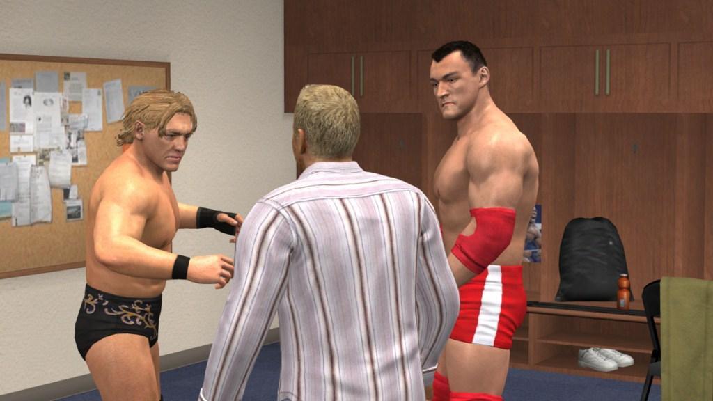 wwe nexus new logo 2011. Gaming Nexus - WWE Smackdown