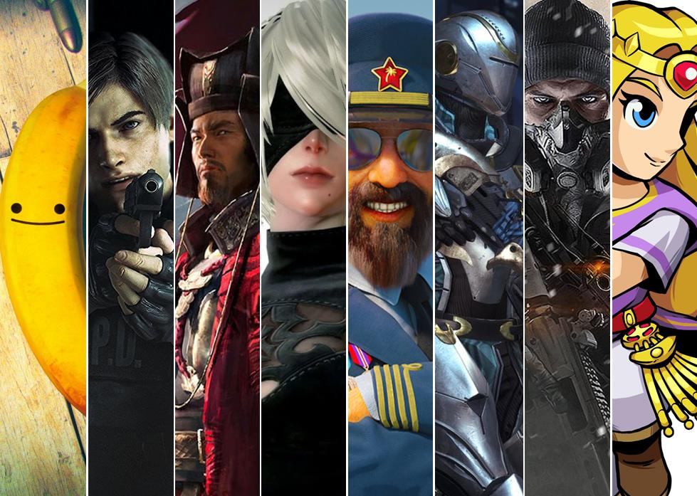 Our Favorite Games of 2019 (So Far)