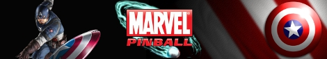 Marvel Pinball:Captain America