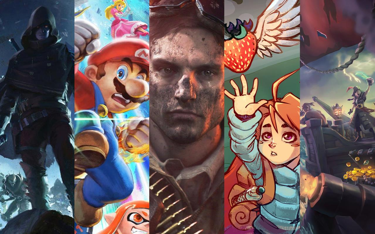 Our Favorite Gaming Memories of 2018