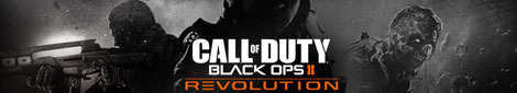 Call of Duty: Black Ops 2 Revolution DLC Pack