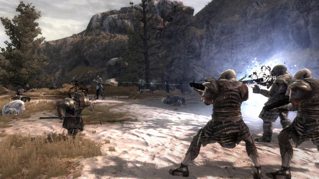 Lord of the Rings War in the North Review  Gaming Nexus