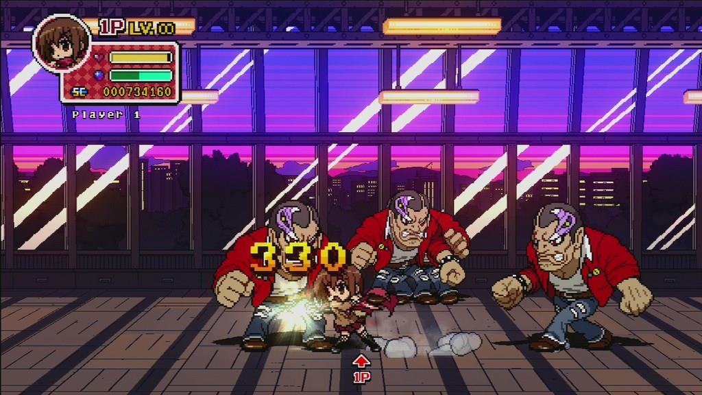 Phantom Breaker Battlegrounds