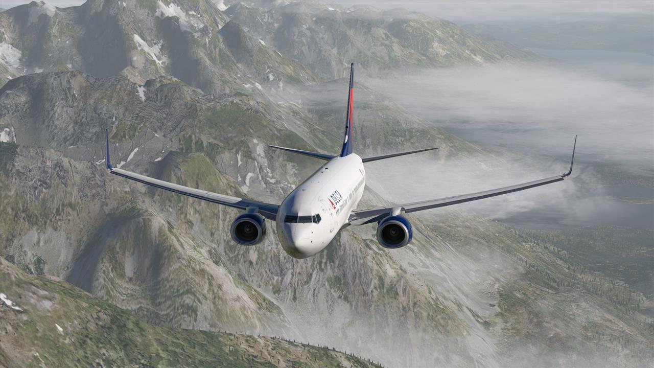 X-Plane 11 - VR
