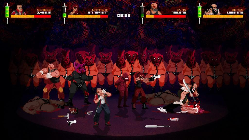 Mother Russia Bleeds Interview