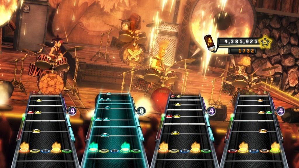 Guitar Hero V