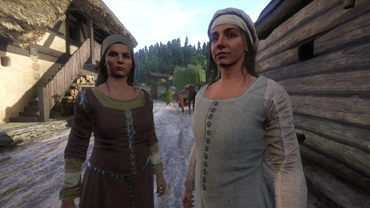 kingdom come deliverance how to get out of glitched scene