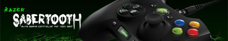 Razer Sabertooth Elite Gaming Controller
