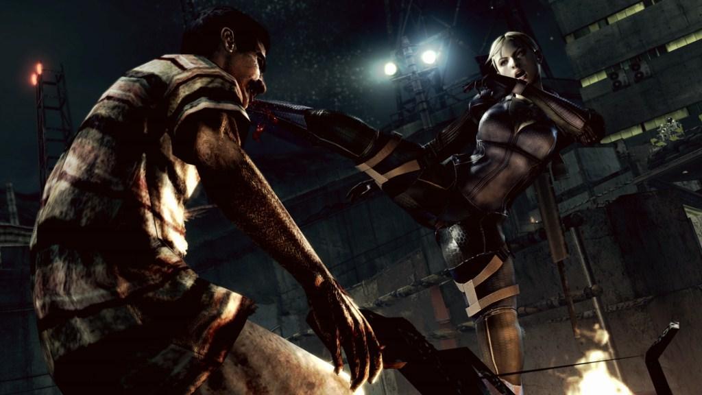 Resident Evil 5: Desperate Escape