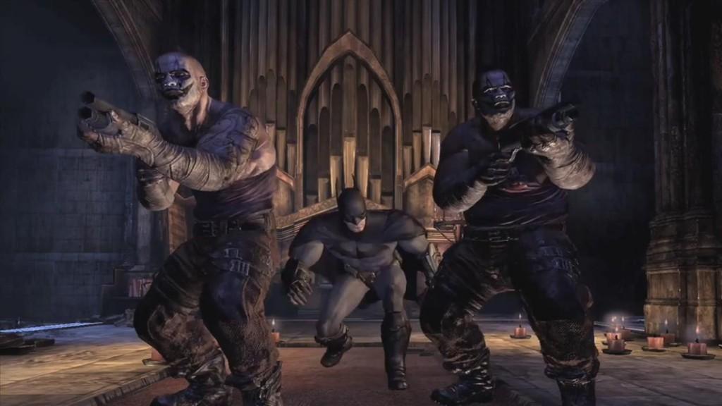 Batman Arkham City Review