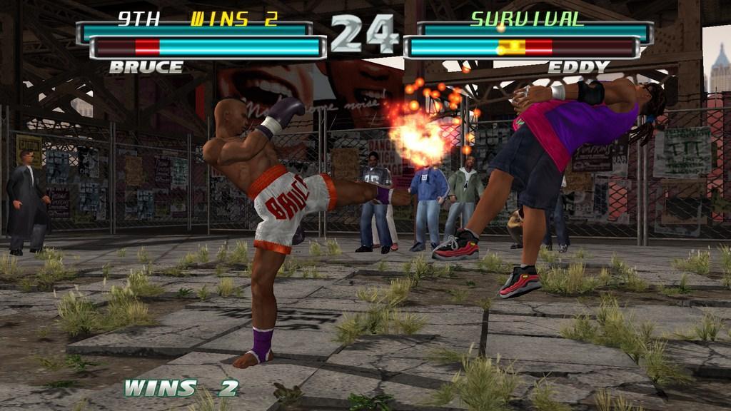 Tekken Hybrid Review Gaming Nexus