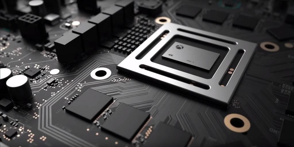Unboxing the Xbox One X