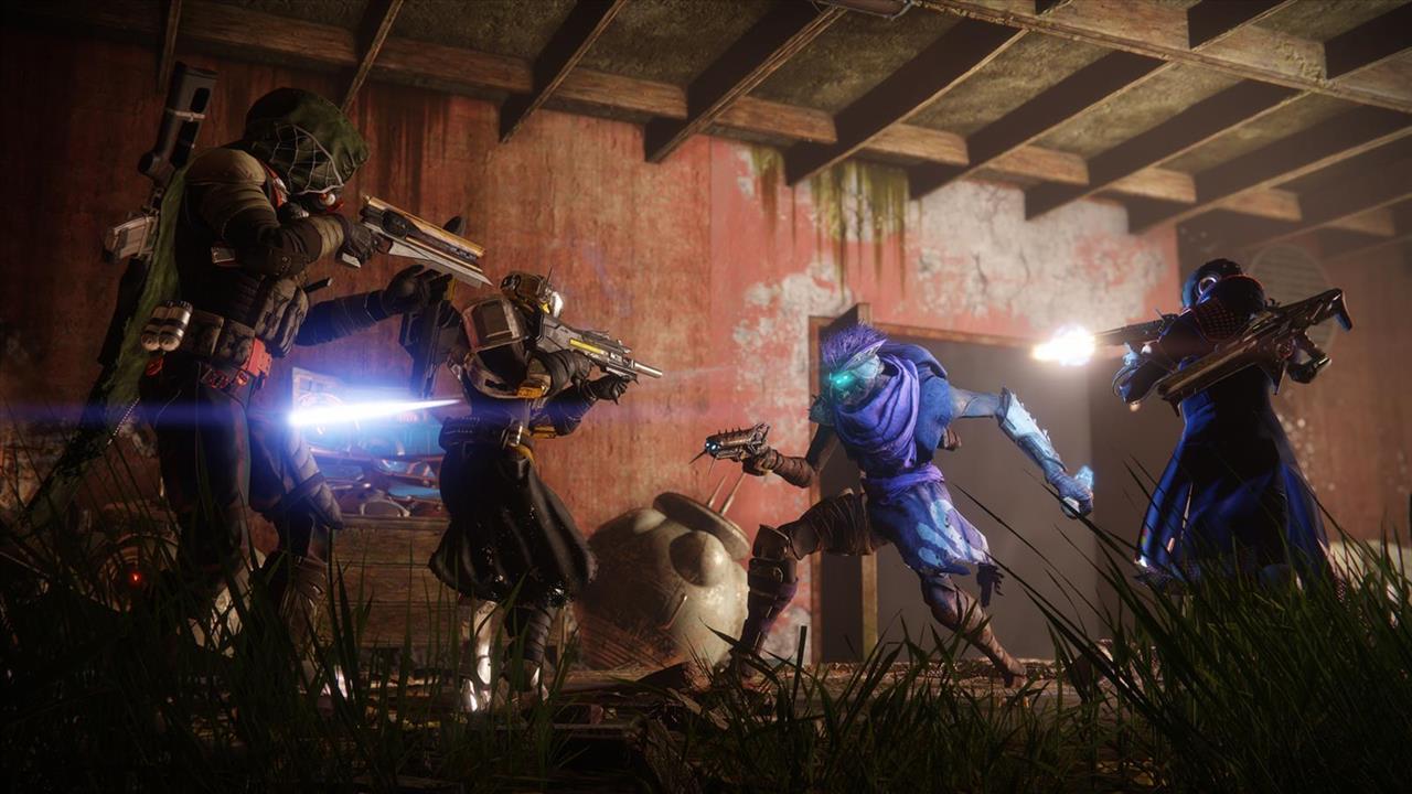 Destiny 2 Preview - Gaming Nexus