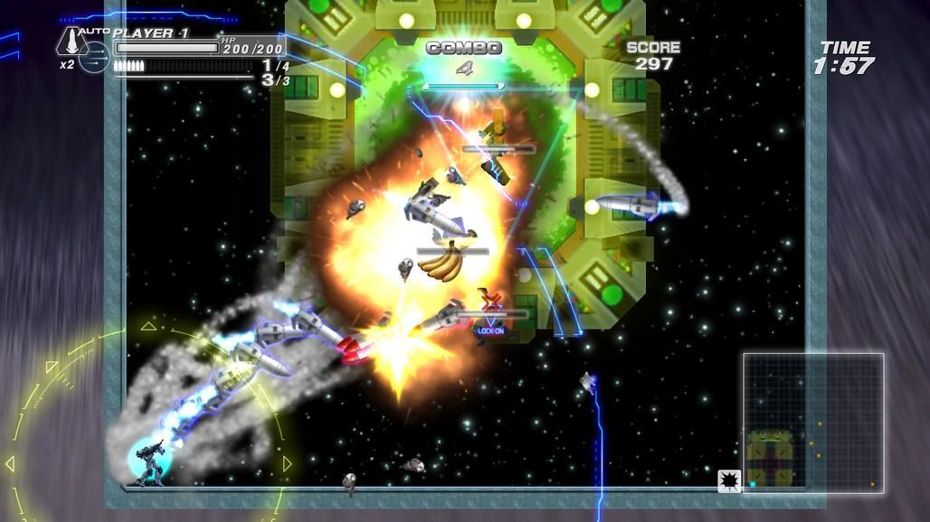 Bangai-O: Missile Fury