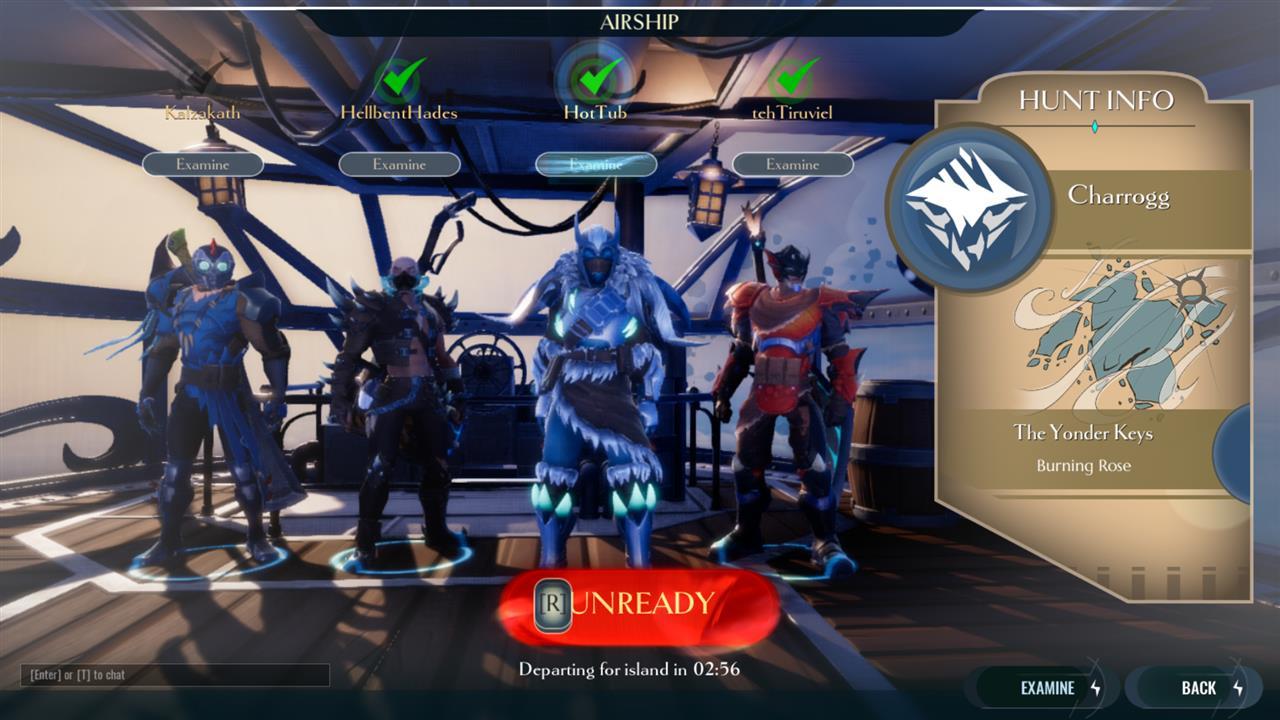 Dauntless Preview - Gaming Nexus