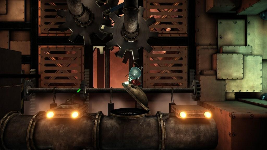 Indie Spotlight: Unmechanical