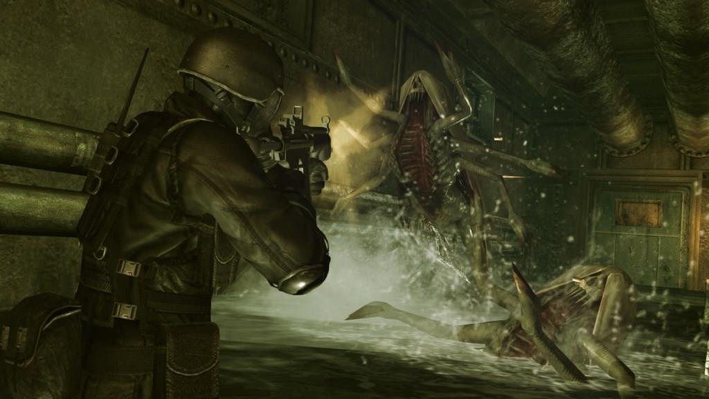 Resident Evil: Revelations Review - Gaming Nexus