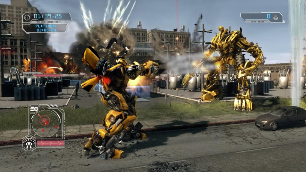 Transformers: Revenge of the Fallen Review - Gaming Nexus