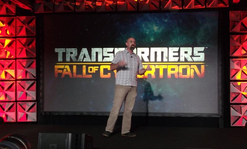E3 2012: Transformers: Fall of Cybertron