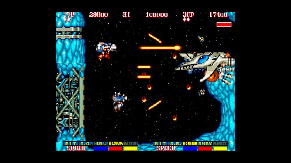 Capcom Arcade Cabinet - 1986 Pack