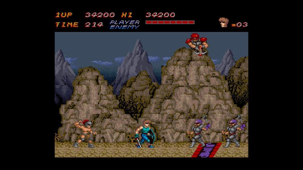 ... Capcom Arcade Cabinet   1986 Pack