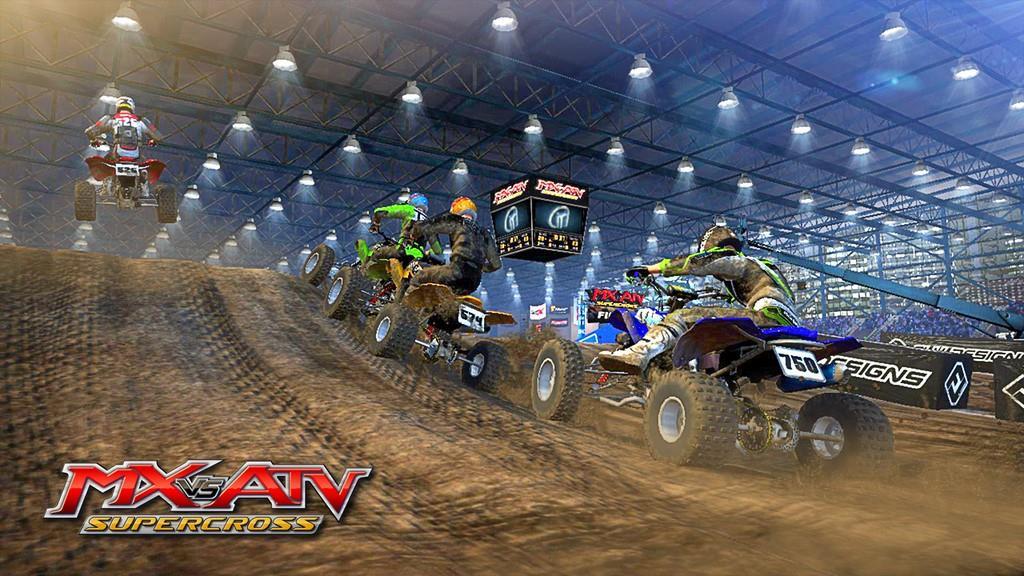Скачать Игру Mx Vs Atv Supercross - фото 9