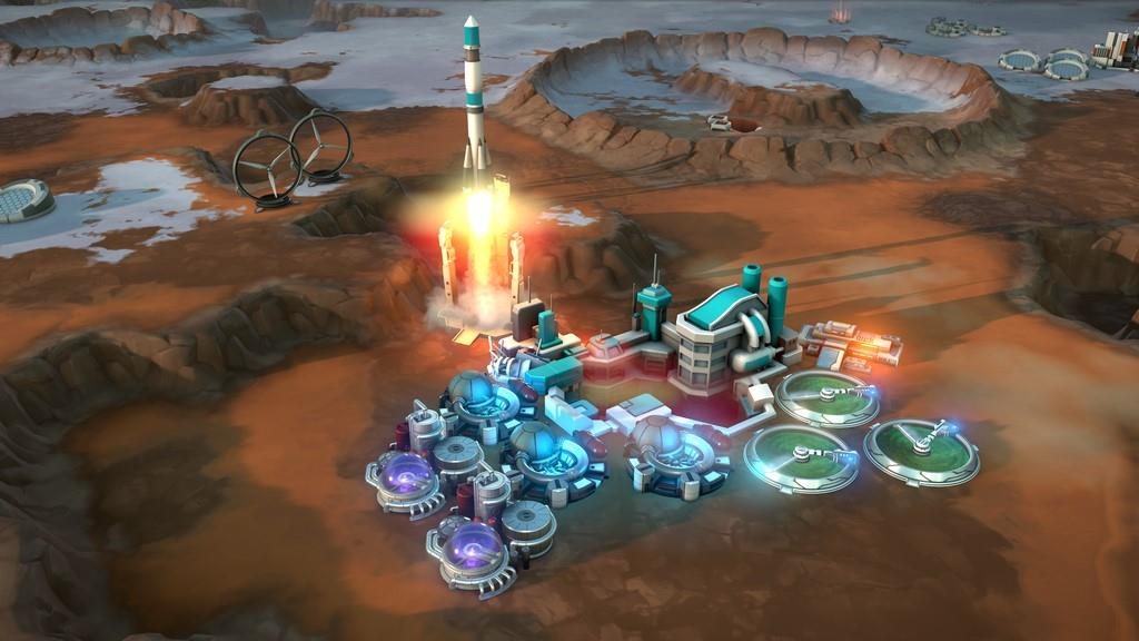 Offworld Trading Company Interview