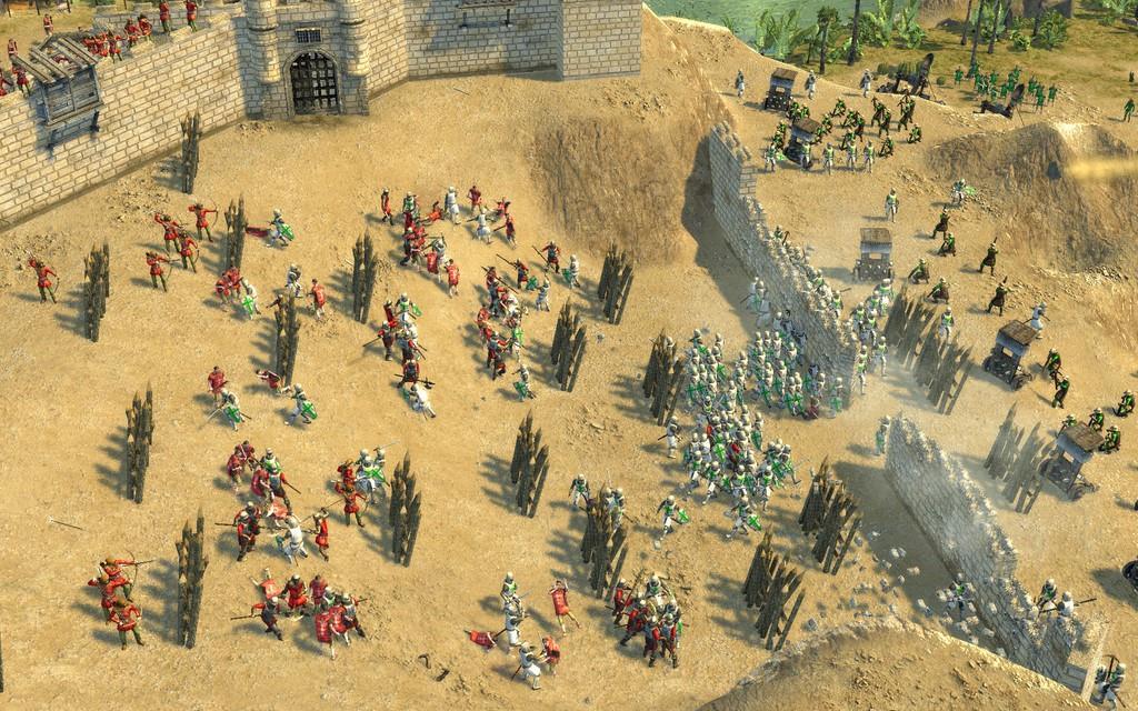 Stronghold Crusader 2