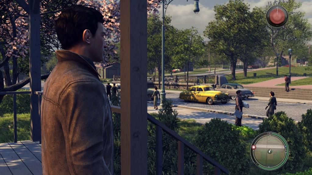 Mafia II Interview
