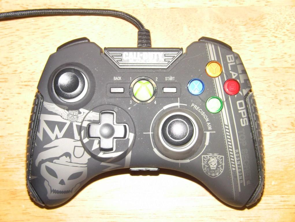Mad Catz Call of Duty: Black Ops PrecisionAIM Controller