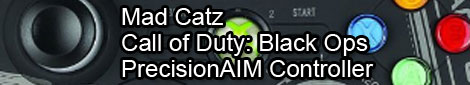 Mad Catz Call of Duty: Black Ops PrecisionAIM Controller
