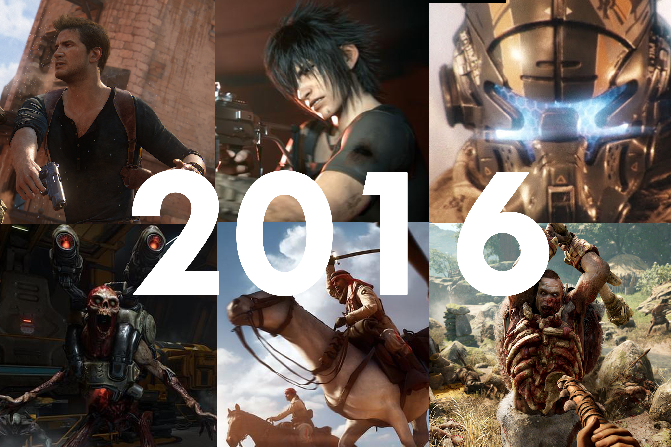 Looking Back at 2016: The games we wanted to play but didn't