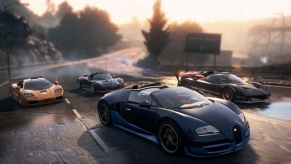 Need For Speed Most Wanted U Review Gaming Nexus