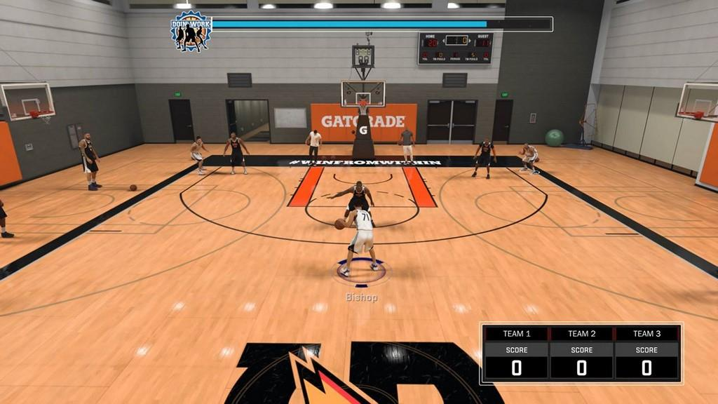 NBA 2K17 Review - Gaming Nexus