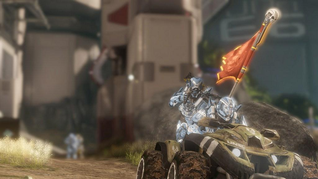Halo 4: Crimson Map Pack